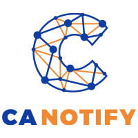 Logo ng CA Notify