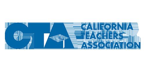 شعار جمعية المعلمين في كاليفورنيا (CTA)